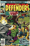 Cover Thumbnail for The Defenders (1972 series) #42 [British]