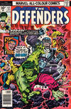 Cover Thumbnail for The Defenders (1972 series) #43 [British]