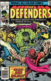 Cover Thumbnail for The Defenders (1972 series) #44 [British]