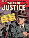 Cover for Tales of Justice (Horwitz, 1950 ? series) #24