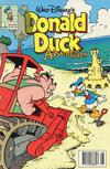 Cover for Walt Disney's Donald Duck Adventures (Disney, 1990 series) #3 [Newsstand]