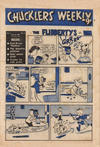 Cover for Chucklers' Weekly (Consolidated Press, 1954 series) #v3#6