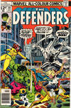 Cover Thumbnail for The Defenders (1972 series) #49 [British]