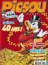 Cover for Picsou Magazine (Disney Hachette Presse, 1972 series) #480