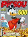 Cover for Picsou Magazine (Disney Hachette Presse, 1972 series) #500