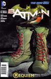 Cover Thumbnail for Batman (2011 series) #18 [Newsstand]