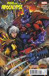 Cover for Age of Apocalypse (Marvel, 2015 series) #1