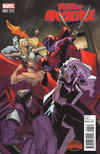Cover for Age of Apocalypse (Marvel, 2015 series) #3 [Incentive Robbi Rodriguez Variant]