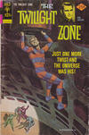 Cover for The Twilight Zone (Western, 1962 series) #68 [Gold Key]