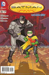 Cover for Batman Incorporated (DC, 2012 series) #8 [Chris Burnham Variant Cover]
