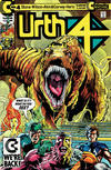 Cover for Urth 4 (Continuity, 1989 series) #4 [Direct Edition]