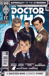 Cover Thumbnail for Doctor Who: Supremacy of the Cybermen (2016 series) #1 [Cover B Photo Cover]