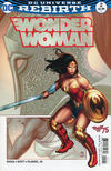 Cover for Wonder Woman (DC, 2016 series) #2 [Frank Cho Variant Cover]