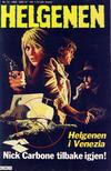 Cover for Helgenen (Semic, 1977 series) #12/1985