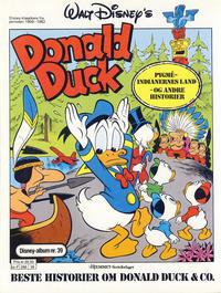 Cover Thumbnail for Walt Disney's Beste Historier om Donald Duck & Co [Disney-Album] (Hjemmet / Egmont, 1978 series) #39 - Pygméindianernes land - og andre historier