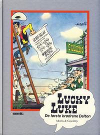 Cover Thumbnail for Lucky Luke [Seriesamlerklubben] (Semic, 1986 series) #[39] - De første brødrene Dalton