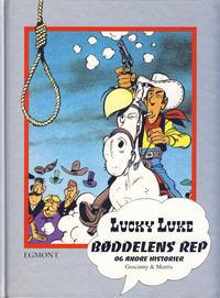 Cover Thumbnail for Lucky Luke [Seriesamlerklubben] (Hjemmet / Egmont, 1998 series) #[50] - Bøddelens rep og andre historier