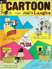 Cover Thumbnail for Cartoon Laughs (Marvel, 1963 series) #v13#5
