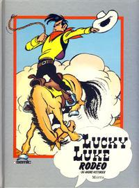 Cover Thumbnail for Lucky Luke [Seriesamlerklubben] (Semic, 1986 series) #[56] - Rodeo og andre historier