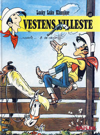 Cover Thumbnail for Lucky Luke [Seriesamlerklubben] (Hjemmet / Egmont, 1998 series) #68 - Vestens villeste