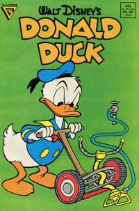 Cover Thumbnail for Donald Duck (Gladstone, 1986 series) #265 [Direct]