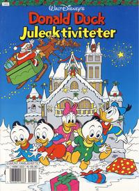 Cover Thumbnail for Donald Duck juleaktiviteter (Hjemmet / Egmont, 2014 series) #2015