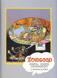 Cover Thumbnail for Iznogood [Seriesamlerklubben] (Hjemmet / Egmont, 1998 series) #[2] - Onde, onde Iznogood