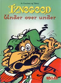 Cover Thumbnail for Iznogood [Seriesamlerklubben] (Hjemmet / Egmont, 1998 series) #[4] - Under over under