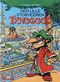 Cover Thumbnail for Iznogood [Seriesamlerklubben] (Hjemmet / Egmont, 1998 series) #[10] - Den lille storveziren Iznogood