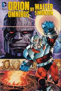 Cover Thumbnail for Orion by Walter Simonson Omnibus (DC, 2015 series)