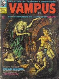 Cover Thumbnail for Vampus (Ibero Mundial de ediciones, 1971 series) #17
