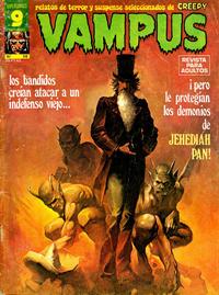 Cover Thumbnail for Vampus (Garbo, 1975 series) #58