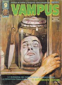 Cover Thumbnail for Vampus (Garbo, 1975 series) #63