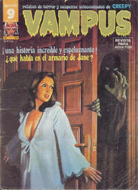 Cover Thumbnail for Vampus (Garbo, 1975 series) #54