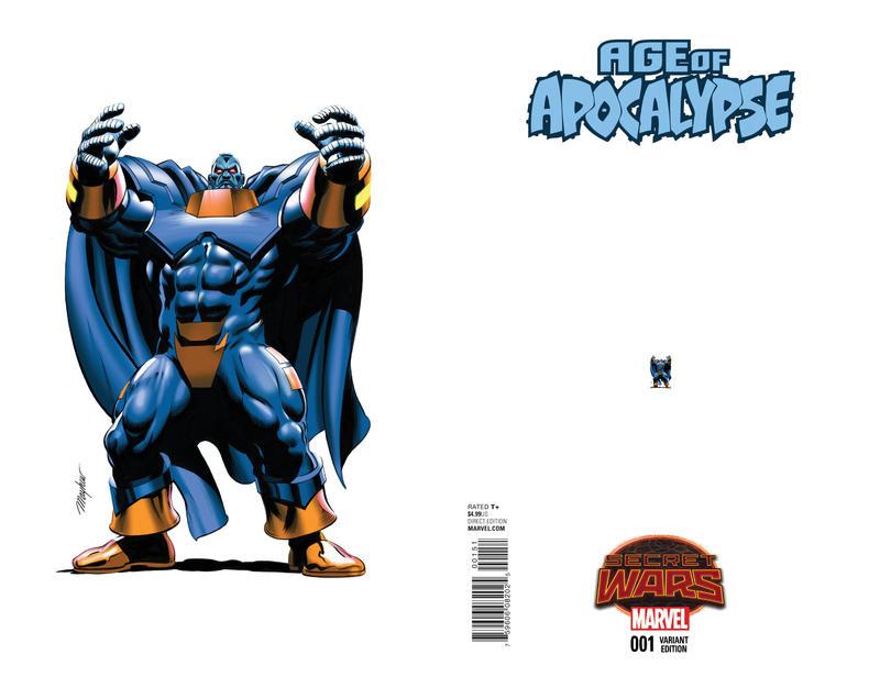 GCD :: Cover :: Age of Apocalypse #1