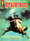 Cover for Rufus (Garbo, 1974 series) #37