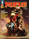 Cover for Rufus (Garbo, 1974 series) #38