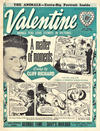 Cover for Valentine (IPC, 1957 series) #29 August 1964