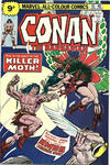 Cover for Conan the Barbarian (Marvel, 1970 series) #61 [British]
