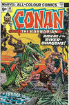 Cover for Conan the Barbarian (Marvel, 1970 series) #60 [British]