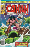 Cover for Conan the Barbarian (Marvel, 1970 series) #69 [British]