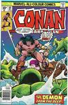 Cover Thumbnail for Conan the Barbarian (1970 series) #69 [British]