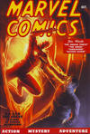 Cover Thumbnail for Golden Age Marvel Comics Omnibus (2009 series) #1 [Painted Cover]