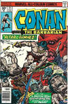 Cover for Conan the Barbarian (Marvel, 1970 series) #71 [British Price Variant]