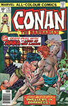 Cover for Conan the Barbarian (Marvel, 1970 series) #63 [British]