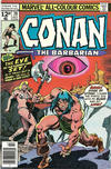 Cover for Conan the Barbarian (Marvel, 1970 series) #79 [British]