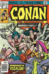 Cover for Conan the Barbarian (Marvel, 1970 series) #72 [British Price Variant]