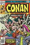 Cover Thumbnail for Conan the Barbarian (1970 series) #72 [British]