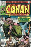 Cover Thumbnail for Conan the Barbarian (1970 series) #74 [British]