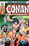 Cover for Conan the Barbarian (Marvel, 1970 series) #65 [British]